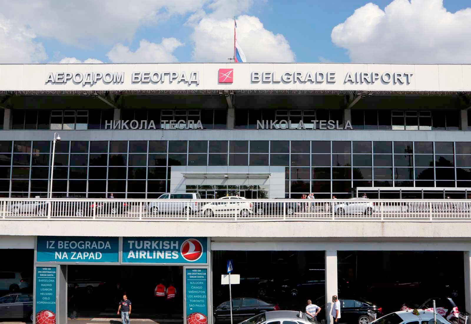 Tesla Airport