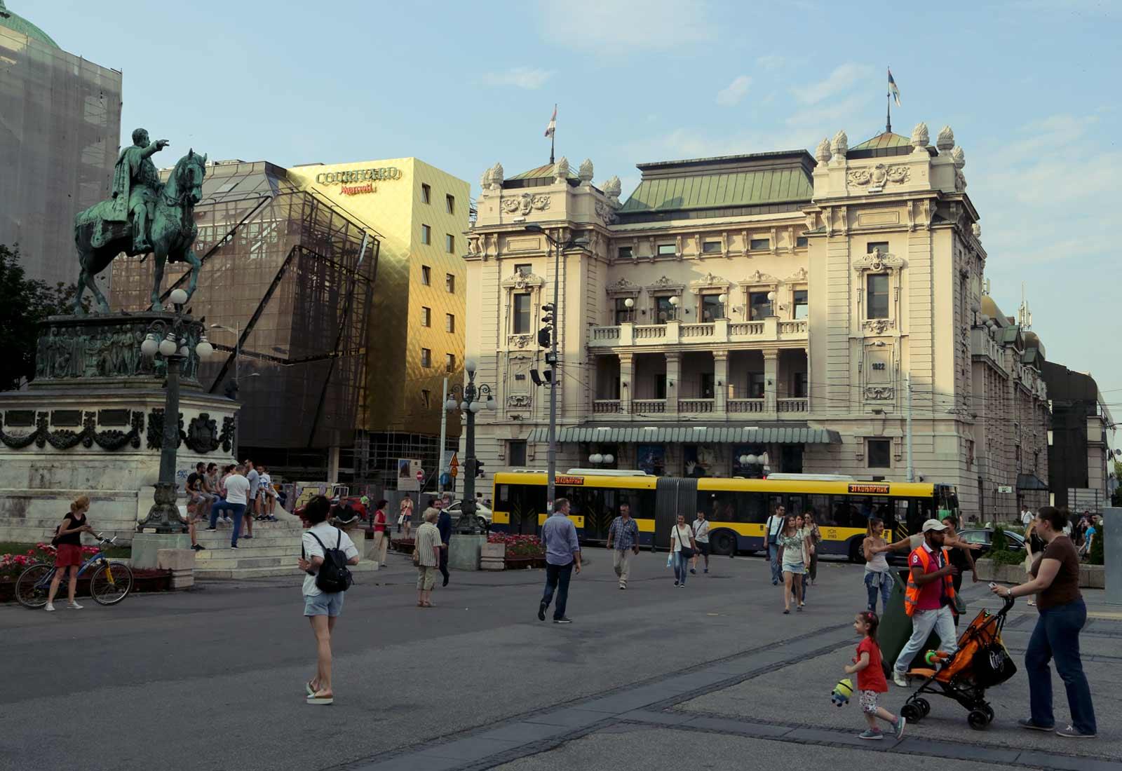 Central City Square