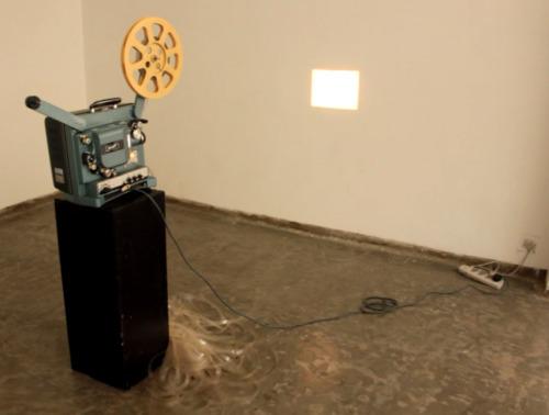 Nihaal Faizal - Stolen (2015) Installation view