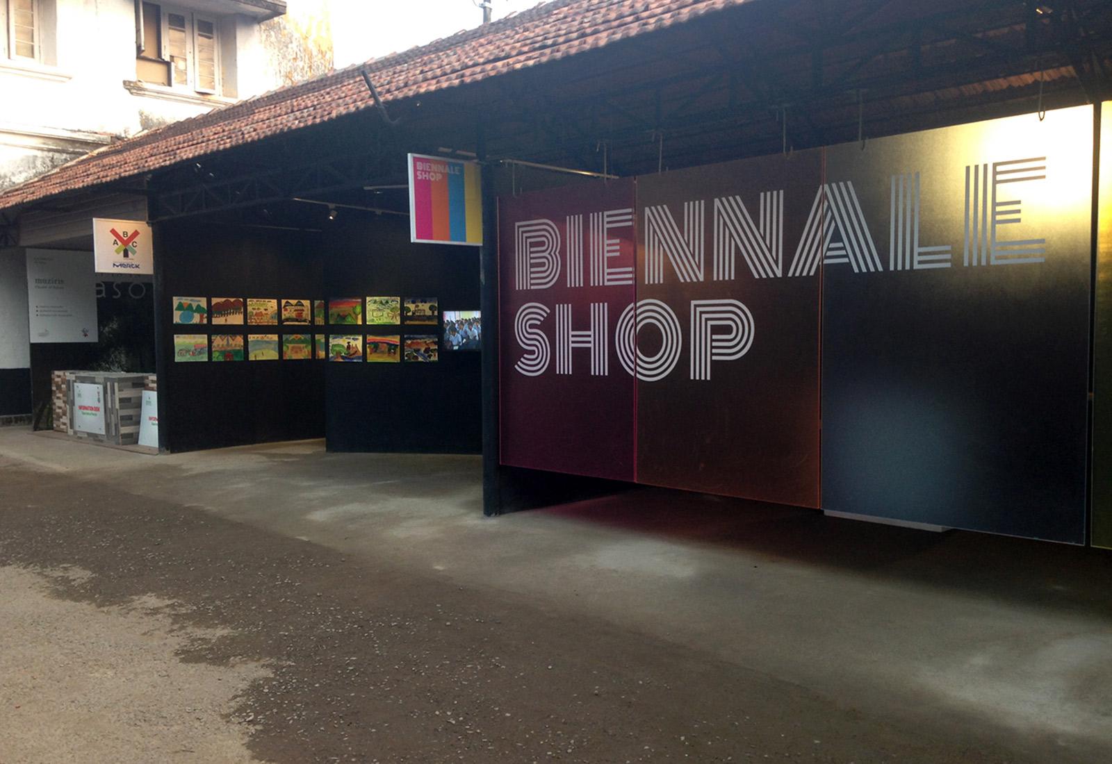 Biennale-shop