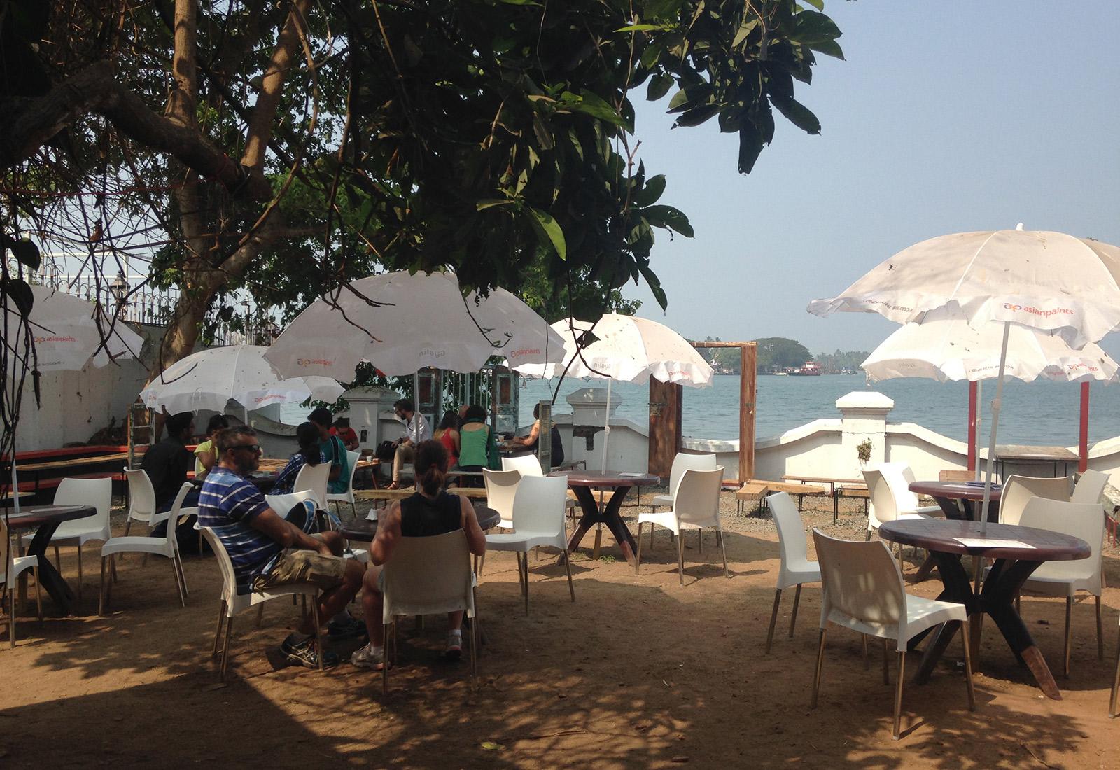 Biennale-Cafe